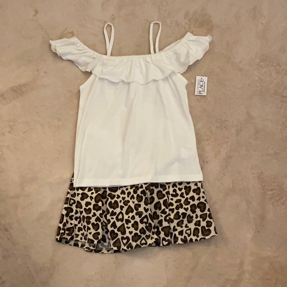 The Children's Place Girls Outfit Size Medium(7/8)